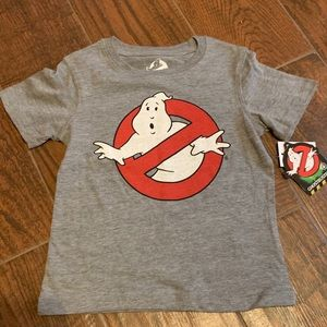 NWT Ghostbusters toddler shirt - T-shirt